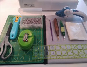 Tools for Making a Quilt Sandwich