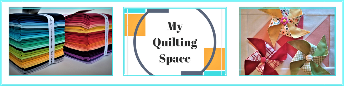 My Quilting Space