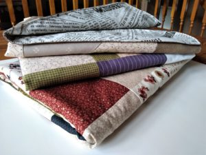 Lap Quilts for Charity