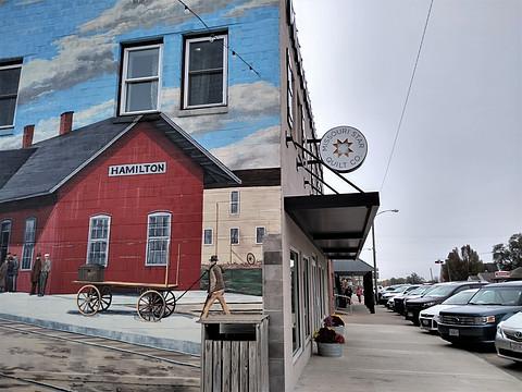 Missouri Star Quilt Company, Hamilton, MO