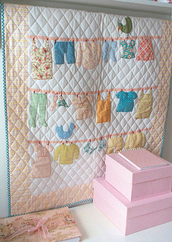 Pattern for baby quilt by Trish Harper - Etsy
