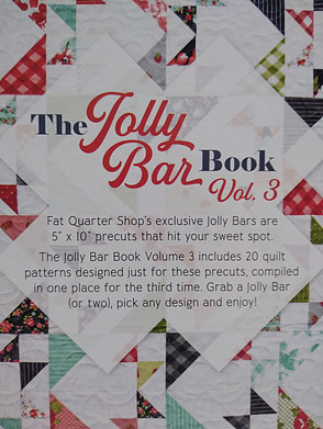 The Jolly Bar Book Vol. 3 back cover