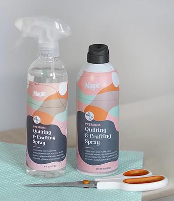 Faultless Magic Premium Quilting and Crafting Spray